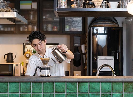 コーヒーでライフスタイルをデザインする画像1