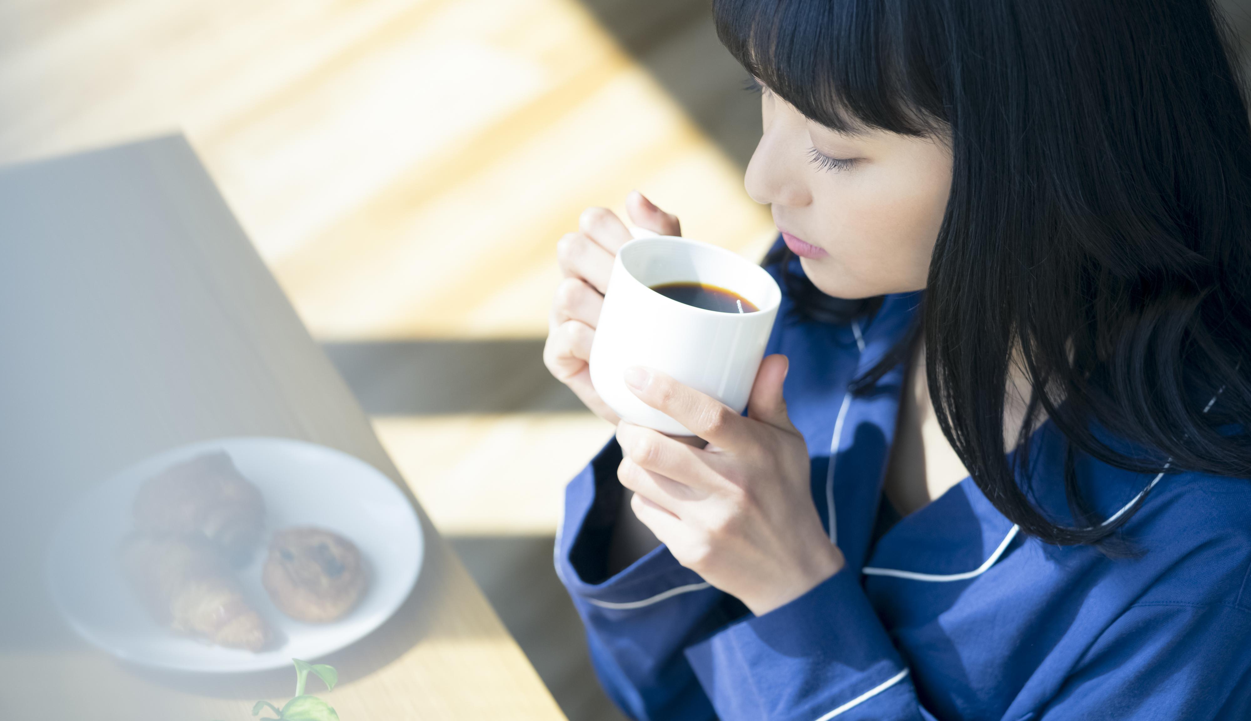 コーヒーは睡眠前に飲んでも大丈夫?