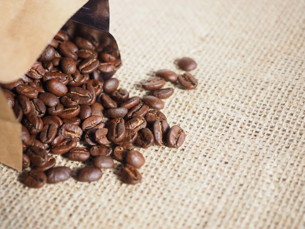 コーヒー豆の保存の方法と保存期間