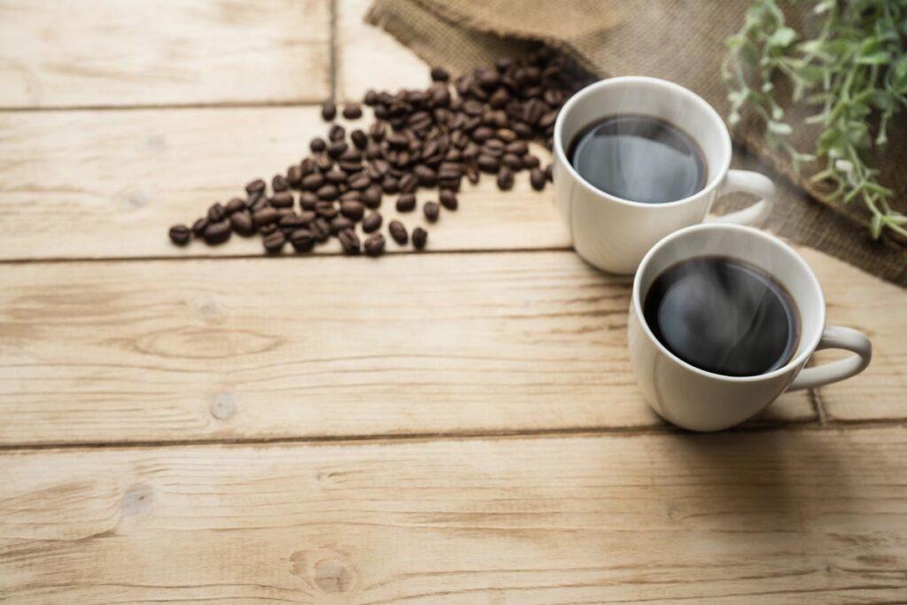 コーヒーの健康効果は?1日何杯までOK?